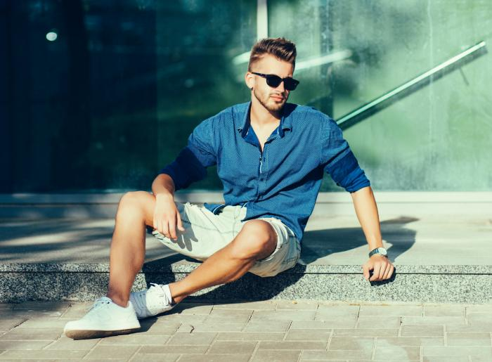 What Shoes to Wear with Summer Shorts?