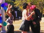 Non-Binary Small Business Owner Throws 'Marriage-a-Thon' in Texas Town