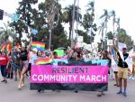 San Diego Pride Resilient March :: July 11, 2021