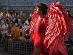 Bucharest Gay Pride March Resumes after Coronavirus Pause